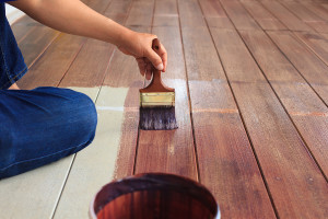 Hesperia CA Interior Wood Staining | Landry's Painting
