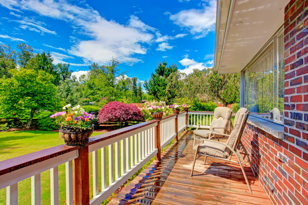 Hesperia Fence Staining | Home Painting | Landry's Painting
