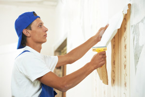 Wallpaper Removal Hesperia CA | Home Contractors | Landry's Painting