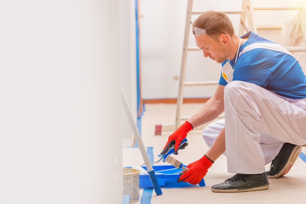 Hesperia CA Residential Painters | Landry's Painting