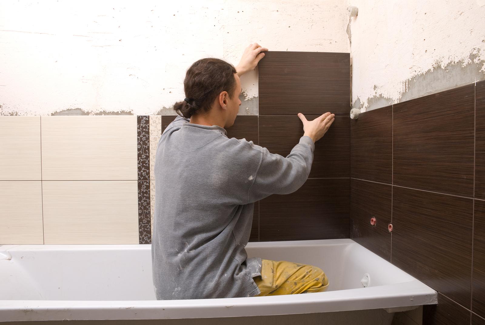 Timeline Of A Bathroom Renovation Project Landrys Painting Hesperia - Bathroom renovation timeline