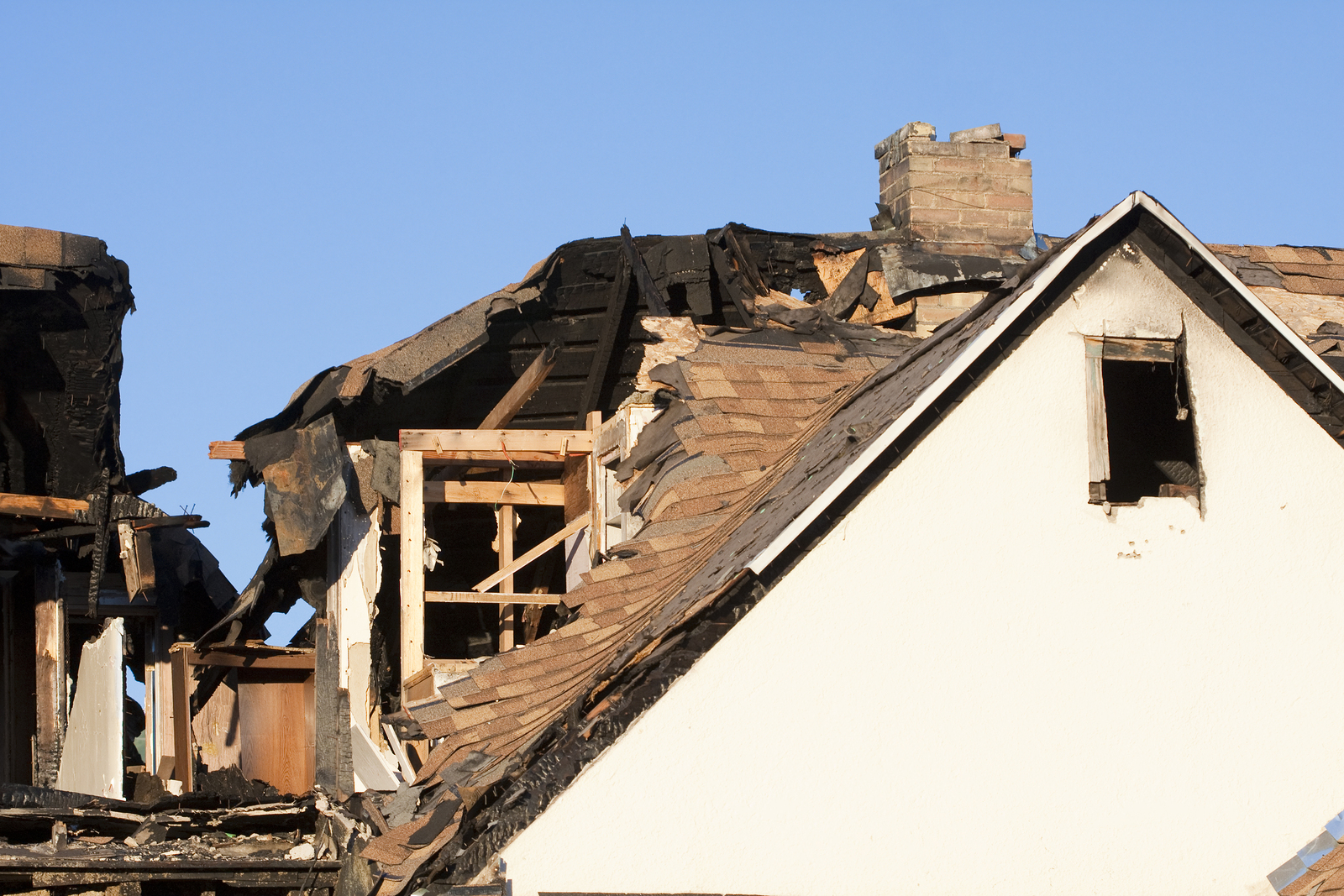 When Disaster Strikes Call Hesperia's Best Fire Damage Repair Service